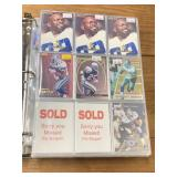 Large Selection of Emmitt Smith Football