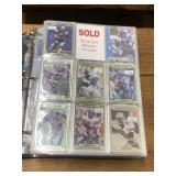 1990 - 1998 Cowboy Football Cards