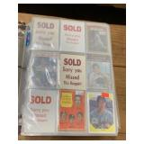 Large Selection of Baseball Cards