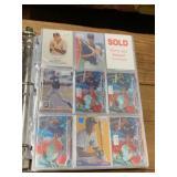 Selection of Derek Jeter Baseball Cards