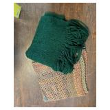 Two Knit Blankets