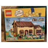 2014 Lego The Simpsons House Toy Set
