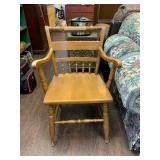 Vintage to Antique Solid Wood Chair