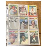 Large Selection of Topps 1968-1985
