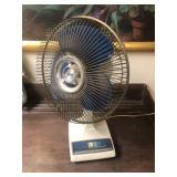 Lasko 12in Oscillating Table Fan