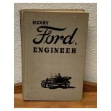 Henry Ford Engineer Book by Lewis
