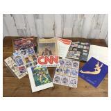 Selection of Baseball Memorabilia