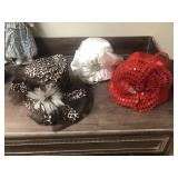 Two Devine and One Tango Womens Hats