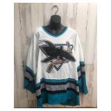 NIP Starter Sharks Hockey Jersey