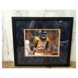 Autographed Framed Sports Memorabilia