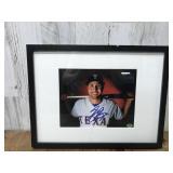 Autographed Sports Memorabilia with CAS COA