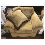 Very Comfortable Arm Chair with Pillow