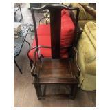 Antique Mid Dynasty Arm Chair
