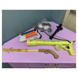 Selection of Toy Guns