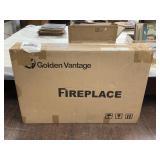 NEW! Golden Vantage Fireplace