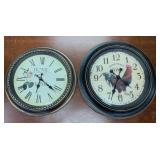 Country Style Decorative Clocks