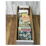 Long Box of Vintage Comics!