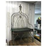 Beautiful Solid Iron Bench