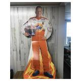Autographed Ricky Craven Cardboard