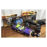 Selection of Batman Legos