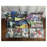 Selection of NIB/NIP Lego Sets