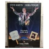 Framed Leep of Faith Movie Poster