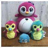 Selection of Hatchimals