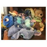 Large Selection of Stitch Plush