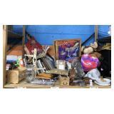 Burlap Bag, Decor, Plush, Art