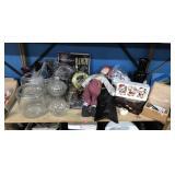 Home Decor, Cigar Box, Doll