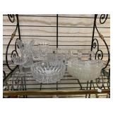 Large Selection Of Cut Glass & Crystal