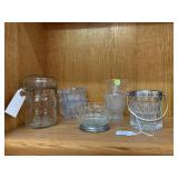 Nice Selection of Cut Glass