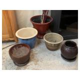 Large Selection of Heavey Planters