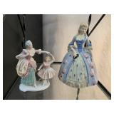 Porcelin Figurines Made in Germany