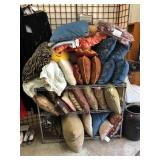 Large Selection of Throw Pillows