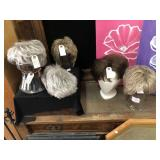 Large Selection of Wigs