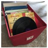 Large Selection of Vintage Records