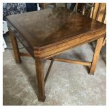 Very Nice Solid Wood Side Table
