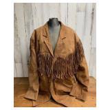 Bounty Hunter Leather Jacket