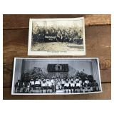 Two Vintage Photos