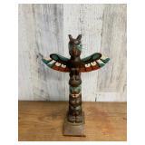 Totem Pole Statue