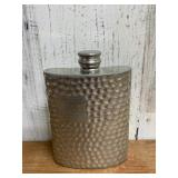 Made in England Pewter Flask