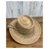 Hecho en Mexico Woven Hat with Hat Band