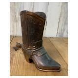 Brass Boot