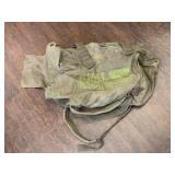Vintage Army Duffel Bag