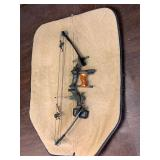 Martin Compound Bow with Gun Holster