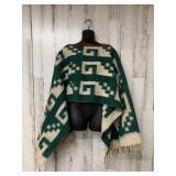 Native American Style Poncho