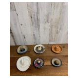 Selection of Collectable Ceramic Ashtrays