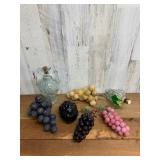 Selection of Fruit Decor