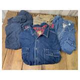 Selection of Denim Shirts